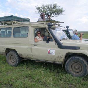 Nos balades au Kenya