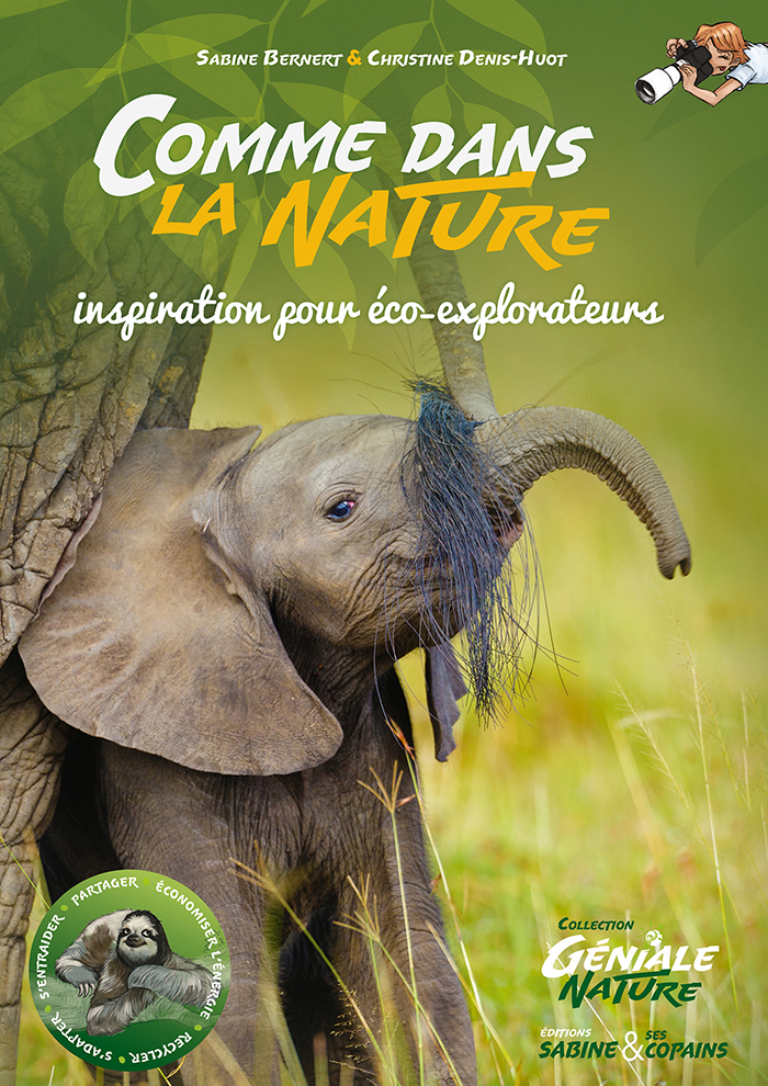 Couverture de l'ouvrage Comme dans la nature