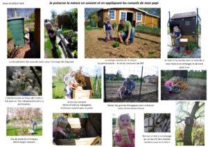 Elena : 1er prix - Catégorie Mini-Génial Eco-explorateur