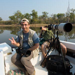 Olivier au Zimbabwe