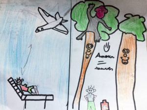 Isamël et Jade - 1er prix Catégorie Géniales Idées
